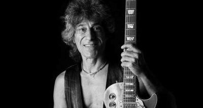 Morreu - Phil Mendrix - guitarrista