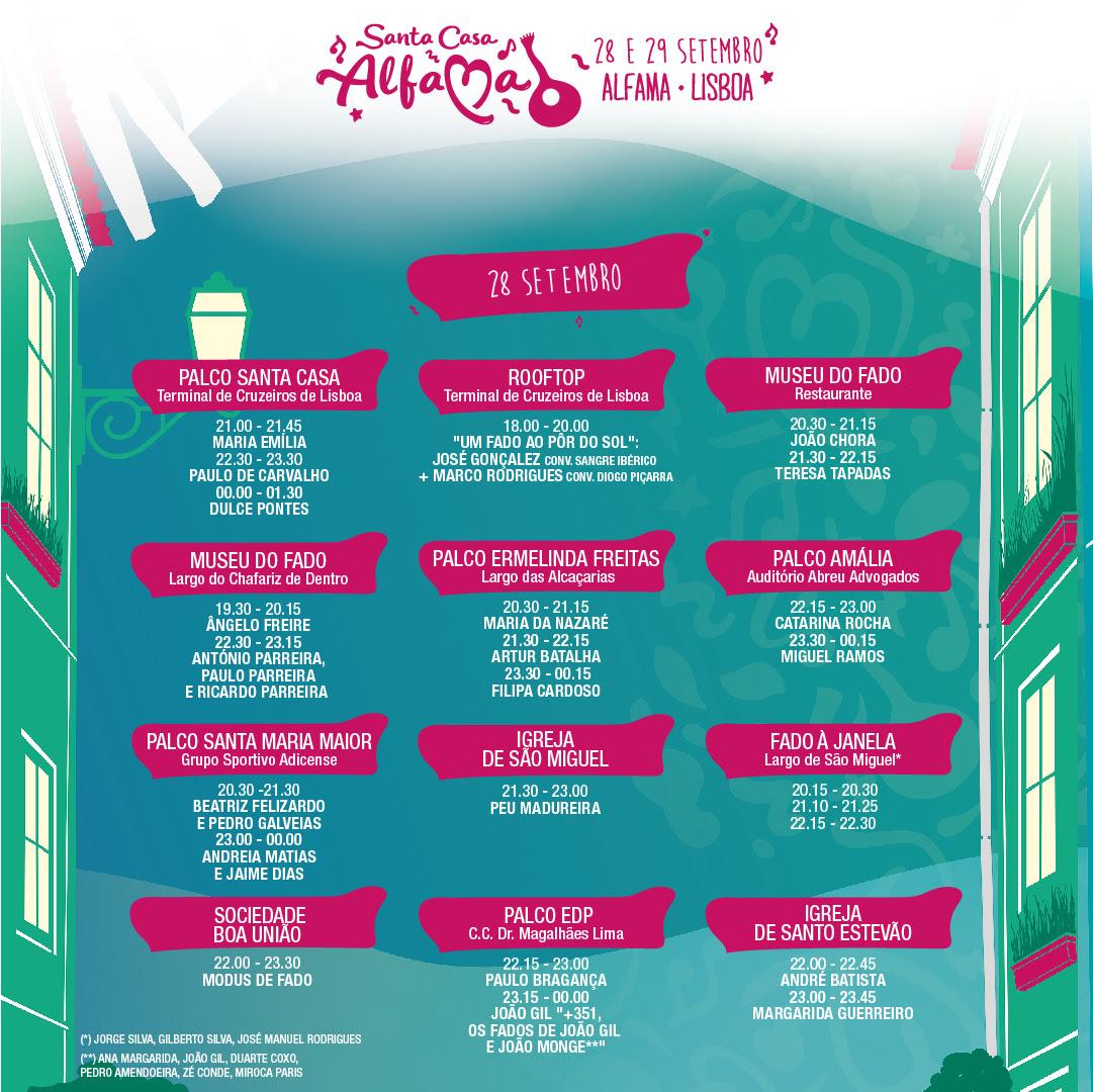 Festival Santa Casa Alfama 2018