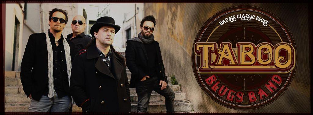 TABOO Blues Band - banda portuguesa - Blues Rock