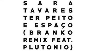 Sara Tavares - Ter Peito e Espaço - Branko - Remix - Plutonio - pedro