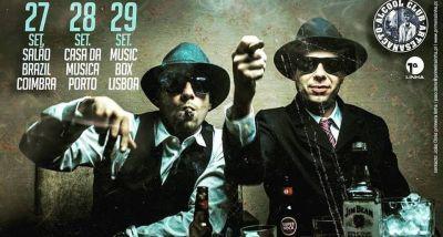 Alcool Club - Coimbra - Porto - Lisboa