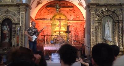 Igreja de São Sebastião - bons sons - tomar