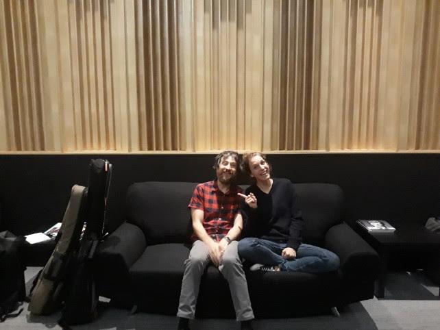 Luísa Sobral - produtor Raül Refree