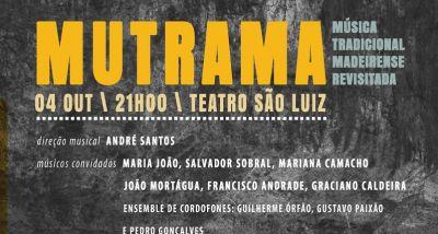 MUTRAMA - Música Tradicional Madeirense concerto