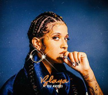 Blaya - EP - Eu Avisi - letra