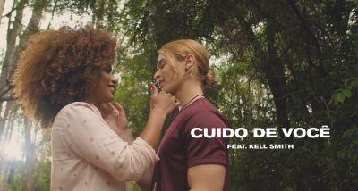 David Carreira - Cuido de Você - Kell Smith - letra - novo tema - single - disco 7