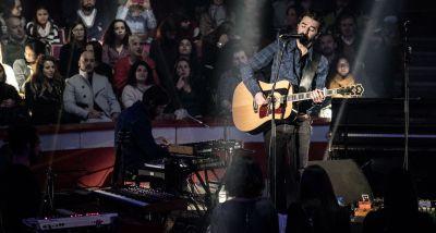 Tiago Bettencourt - concerto 360º - Coliseu dos Recreios