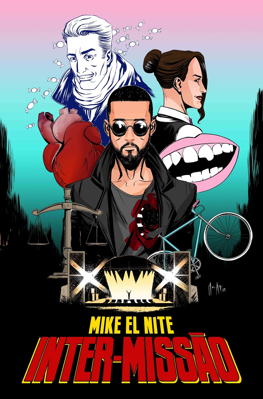 Mike El Nite - Novo álbum - Inter-Missã