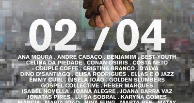 Ana Moura - Conan Osíris - Salvador Sobral - Mão Dada a Moçambique