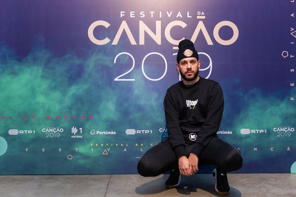 Conan Osíris - festival da cançao - vencedor - telemoveis
