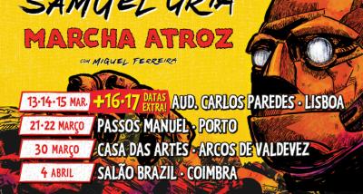 SAMUEL ÚRIA - MARCHA ATROZ - CONVIDADOS ESPECIAIS
