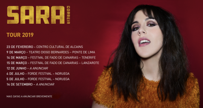 Sara Correia - concertos