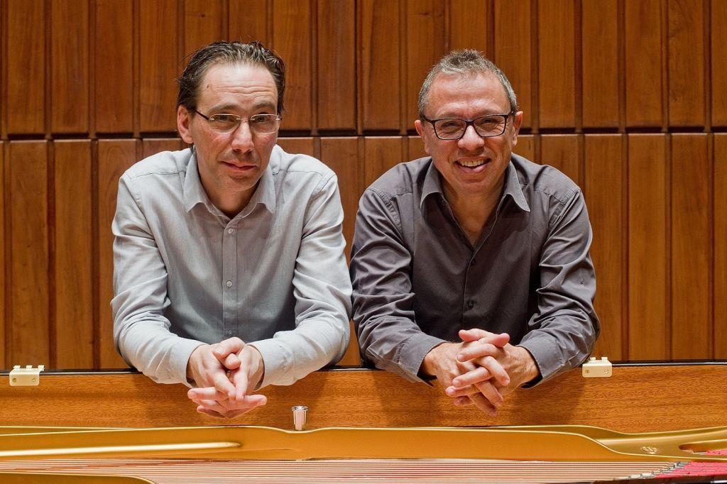 Mário Laginha e Pedro Burmester