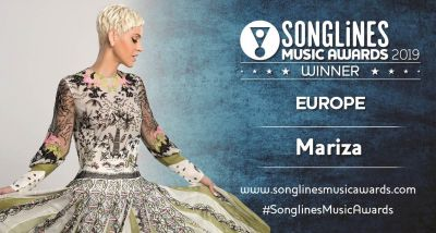 MARIZA - SONGLINES MUSIC AWARDS 2019