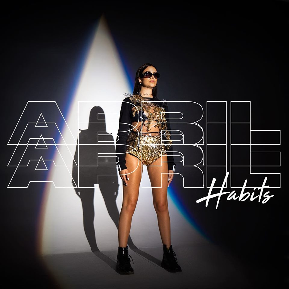 APRIL IVY - Habits - lyrics - letra