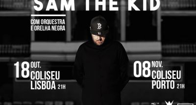 Sam The Kid - concertos