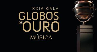 Globos de Ouro Sic 2019 música vencedores
