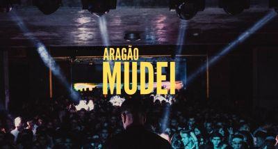 Aragão - Mudei - letra
