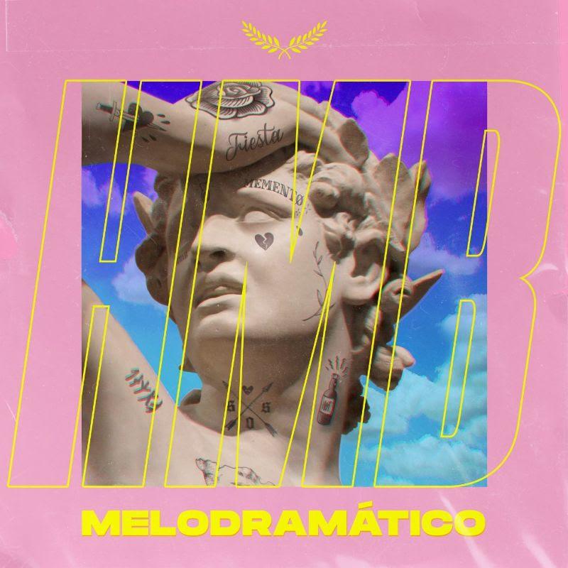 Melodramático - HMB - Capa