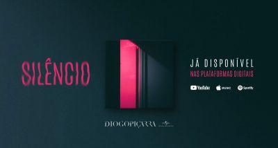 Diogo Piçarra - silencio - letra