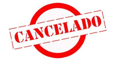 tv fest cancelado