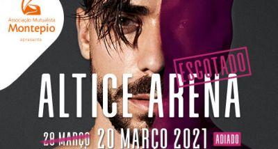 Diogo Piçarra - Altice Arena